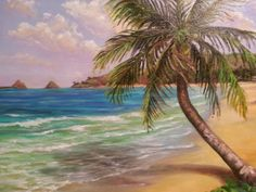 Coconut Tree, Laurie Rodriguez