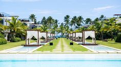 Sublime Samana Hotel & Residence : The definition of modern #luxury  @Small Luxury Hotels Of The World
