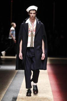 Prada Menswear FW2016