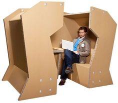 Papier en karton - Meubels