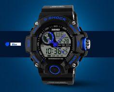Men Sports Watches Waterproof Fashion Casual Quartz Watch
