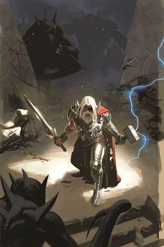 Thor: God of Thunder #1 (Acuna Variant)