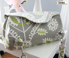 La Bande des Faineantes: Spring Bags Tutorials