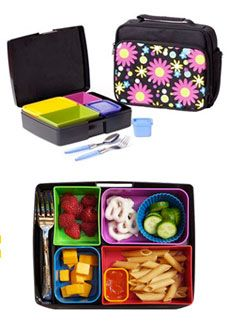 Laptop Lunches bento kit