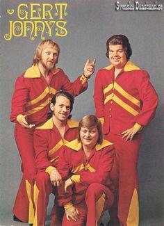 svenska dansband gert jonnys | 1977