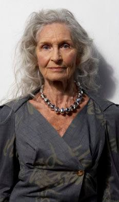 83-year-old Daphne Selfe   July  2013