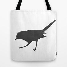 PAJARO DISSABTES Tote Bag by dissabtes - $22.00