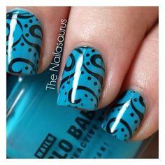 Blue Patternz