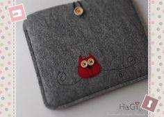 Felt Ipad Case Handmade Tablet-PC Case