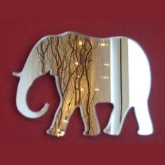 Schlüssel Anhänger Leder lustiger Elefant Taschen Auto Hänger Deko Tier Elephant
