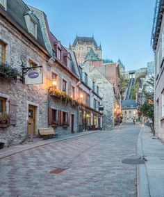 With a fortified old town that's almost unbearably picturesque, 400-year-old #Quebec City offers a supremely romantic getaway sans that European jet lag.