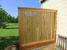 Privacy and Shade Screens - Accent Deck Design