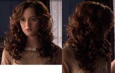 Blair Waldorf curls hair. I need a tutorial on this hair!!!
