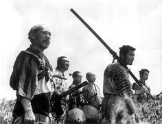 Toshiro Mifune, Seven Samurai
