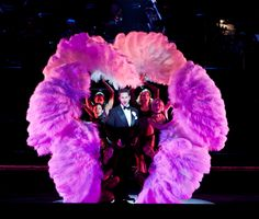 Fame, Fortune and All That Jazz: #Chicago wows audiences. Production #Funfact: We hold approximately 3,500 props!