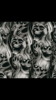New Film ordered & on the way. This is Evil Skulls. Find us at www.facebook.com/Intermountainhydrographics or call Travis 801-710-3114.