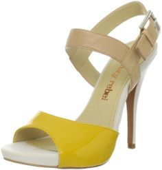 $125.00-$125.00 Luxury Rebel Women's Judith Ankle-Strap Sandal, Mustard, 37 M EU/7 M US -  http://www.amazon.com/dp/B0065CTCRO/?tag=icypnt-20