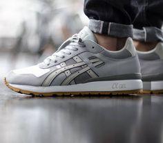 Asics GT-II - Light Grey / Off White