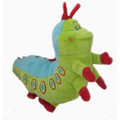 """Disney Pixar A Bugs Life 12"""" Heimlich Plush Doll *** Check out this great product. (This is an affiliate link) #PlushFigures"""