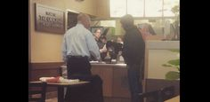 Generosity Abound As One Chick-Fill-A Owner Shows Hungry Man In Need Some Much Needed Kindness! - awesome, Chick-Fill-A, Hungry Man, News, Owner