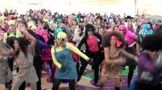"Children's Colorado Dances to ""Ghostbusters"""