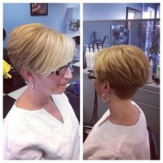 15 new short haircuts for older women with fine hair Trend bob hairstyles 2019 - 15 new short haircuts for older women with fine hair hair - Short Choppy Hair, Short Hairstyles For Thick Hair, Short Hairstyles For Women, Short Hair Styles, Short Wedge Haircut, Fashion Hairstyles, Bob Hairstyles, Layered Haircuts For Women, New Short Haircuts