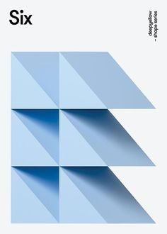 Geometric Poster Design : By Deep Yellow : Geometric Poster Design : By Deep Yellow - Cuba Gallery 3d Geometric Shapes, Geometric Poster, Geometric Graphic Design, Graphic Art, Shape Posters, Swiss Design, Poster Design Inspiration, Conceptual Design, Layout