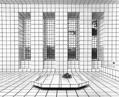 Jean-Pierre Reynaud's la Maison de La Celle-Saint-Cloud (several more rooms pictured at the link)