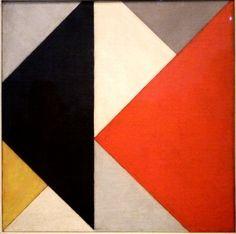 Theo Van Doesburg - Contra-Compositie XIII