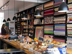 Ray stitch Haberdashery Shop & Cafe  99 Essex Rd