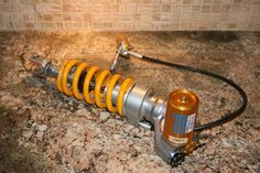 Ohlins TTX shock for Kawasaki 09-12 ZX6R - http://get.sm/TmiF9vq #wera Used