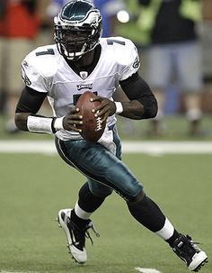 Michael Vick, Philadelphia Eagles all day tonight on MNF. RGIII can't hang.
