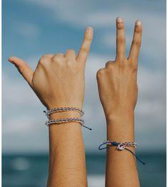 The 4Ocean Bracelet | 4 Ocean Bracelets Each braclet removes one pound of plastic from the oceans!
