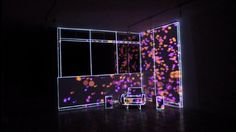Video Mapping | Indoor Demo by iMotional