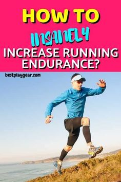 17 INSANELY ACTIONABLE Tips to Improve Running Endurance Today - Want to increase your running endurance? Here are some step by step approaches to take your running -