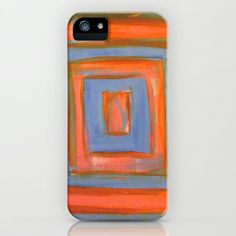 Boxed iPhone & iPod Case by Rachel Winkelman - $35.00