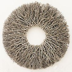Extra Large Branch Wreath - room decorations