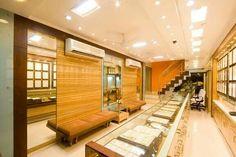 jewellery shop at ratnagiri, designed by cultural's interior designer