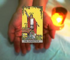 Tarot Advice - Guidance in Every Card: The Magician. The presence of the Magician advises you to step into your power. Divination Cards, Tarot Cards, The Magician Tarot, Oracle Tarot, Tarot Card Meanings, Tarot Readers, Major Arcana, Tarot Decks, Deck Of Cards