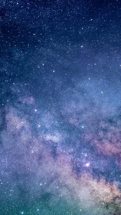 Starry space, milky way, clouds, stars, wallpaper Galaxy Phone Wallpaper, Night Sky Wallpaper, 8k Wallpaper, Cute Wallpaper Backgrounds, Tumblr Wallpaper, Cute Wallpapers, Iphone Wallpaper Milky Way, Pretty Wallpapers For Girls, Galaxy Painting
