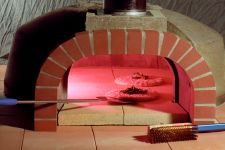 Forno Bravo Forum: The Wood-Fired Oven Community Pizza Oven Kits, Pizza Ovens, Pizza Oven Outdoor, Colonial Kitchen, Wood Fired Oven, Backyard, Outdoor Kitchens, Smokers, Grills