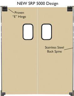SRP 5000 Traffic Door Improvements