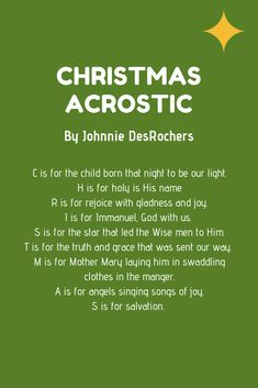 Christmas poems are perfect to share with your family and friends. And to help you out, here are over 20 examples of Christmas poems for kids. Kids Christmas Poems, Childrens Ministry Christmas, Christmas Skits, Christmas Program, Christmas Blessings, Preschool Christmas, Christmas Quotes, Christmas 2019, Christmas Ideas