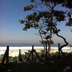 Praia da Barra da Tijuca - Rio de Janeiro - Brasil