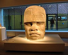 Pre-Columbian trans-oceanic contact theories - Wikipedia Several Olmec colossal heads have features that some diffusionists link to African contact.