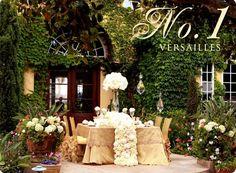 EXTRAVAGANT WEDDING RECEPTIONS | ... in Love Wedding Planning Blog - Seattle Weddings at Banquetevent.com