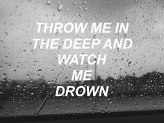 hold me down / halsey || creds: liveonthewaves