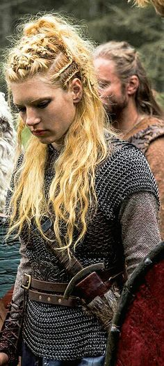 Lagertha Braids <3. If you [like love adore} Ragnar Visit the link More
