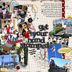 2010_04_Disneyland_019_Mickey_Cruella_Naps_Flag_Retreat_WEB - MouseScrappers - Disney Scrapbooking Gallery