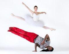 Street Dance Meets Ballet